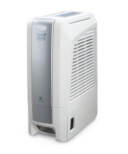 Deshumidificador marca DeLonghi Aria Dry Light DNC 65, una de las marcas mas reconocidas del mercado, muy potente para quitar la humedad del ambiente