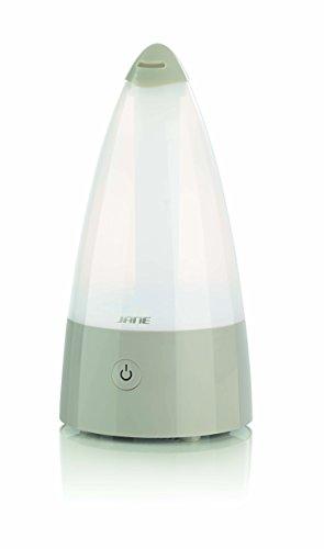 Jane 050116C01, un Humidificador por ultrasonidos, color blanco, ideal para cualquier habitación por su diseño
