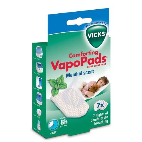 Vicks VH5 Classic - Almohadillas de olor para humidificadores